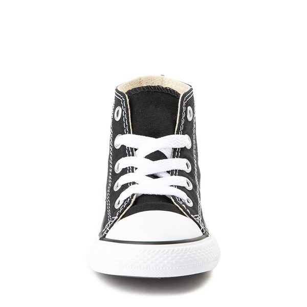 alternate image alternate view Converse Chuck Taylor All Star Hi Sneaker - Baby / Toddler - BlackALT4