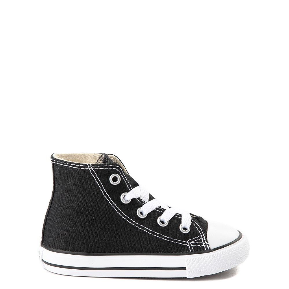 Converse Chuck Taylor All Star Hi Sneaker - Baby / Toddler - Black