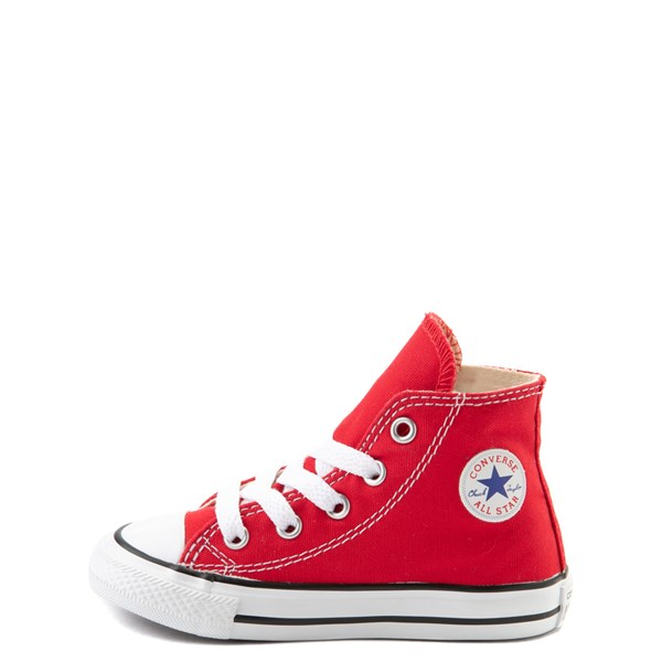 alternate image alternate view Converse Chuck Taylor All Star Hi Sneaker - Baby / ToddlerALT1