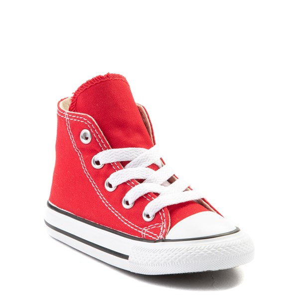 alternate image alternate view Converse Chuck Taylor All Star Hi Sneaker - Baby / ToddlerALT1B