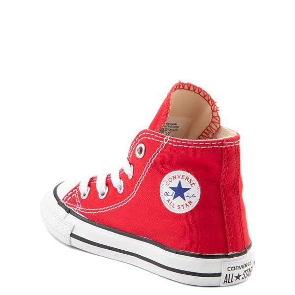 alternate image alternate view Converse Chuck Taylor All Star Hi Sneaker - Baby / ToddlerALT2