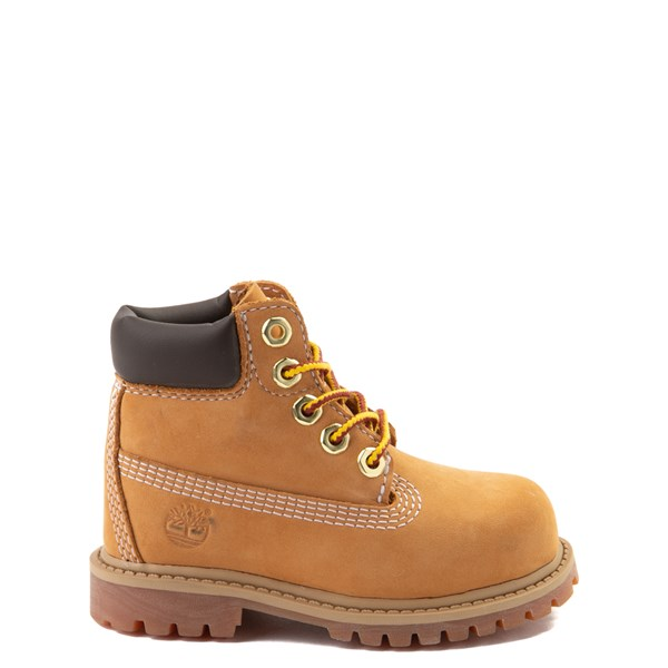 "Main view of Timberland 6"" Classic Boot - Toddler / Little Kid - Wheat"