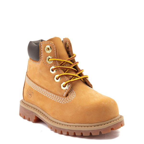 "alternate image alternate view Timberland 6"" Classic Boot - Toddler / Little Kid - WheatALT1"