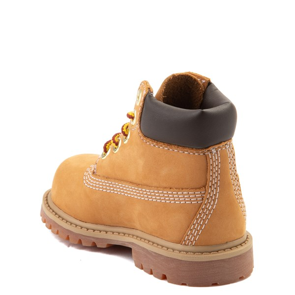 "alternate image alternate view Timberland 6"" Classic Boot - Toddler / Little Kid - WheatALT2"