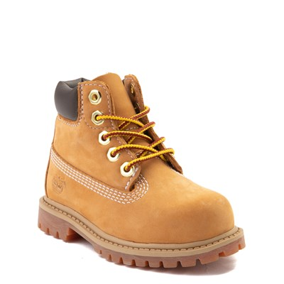 "Alternate view of Timberland 6"" Classic Boot - Toddler / Little Kid - Wheat"