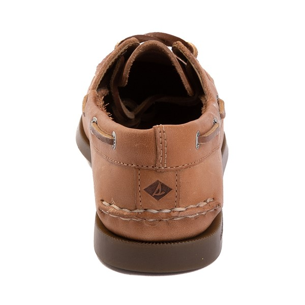 alternate image alternate view Womens Sperry Authentic Original Boat Shoe - TanALT4