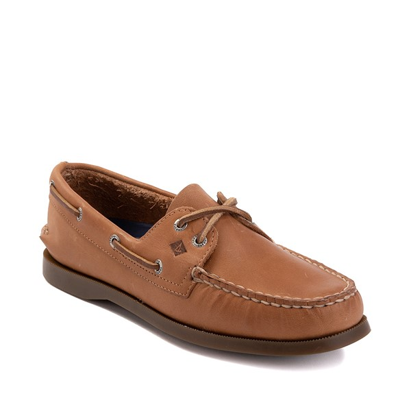 alternate image alternate view Womens Sperry Authentic Original Boat Shoe - TanALT5