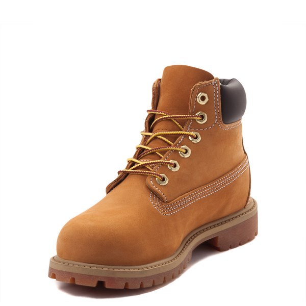 "alternate image alternate view Timberland 6"" Classic Boot - Little Kid - WheatALT3"