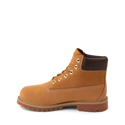 """Alternate view of Timberland 6"""" Classic Boot - Little Kid - Wheat"""