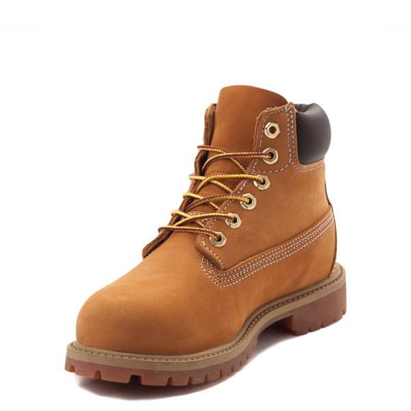 "alternate image alternate view Timberland 6"" Classic Boot - Big KidALT3"