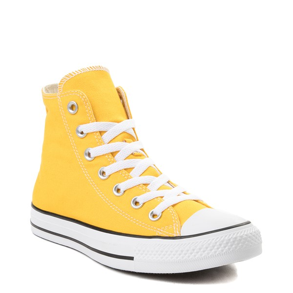 alternate image alternate view Converse Chuck Taylor All Star Hi Sneaker - LemonALT1C