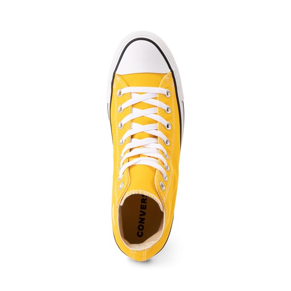 alternate image alternate view Converse Chuck Taylor All Star Hi Sneaker - LemonALT2