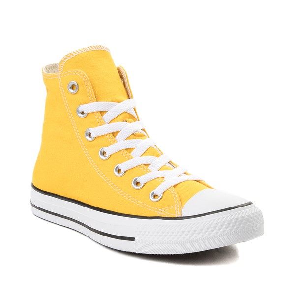 alternate image alternate view Converse Chuck Taylor All Star Hi Sneaker - LemonALT5