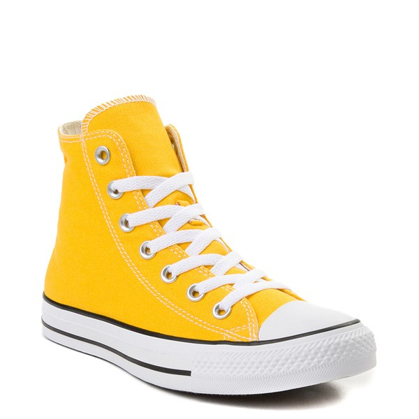 alternate image alternate view Converse Chuck Taylor All Star Hi Sneaker - LemonALT1B
