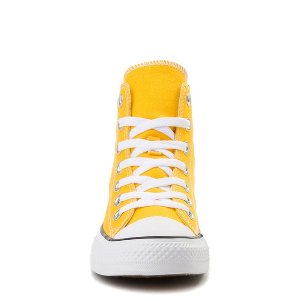 alternate image alternate view Converse Chuck Taylor All Star Hi Sneaker - LemonALT4