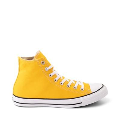 Main view of Converse Chuck Taylor All Star Hi Sneaker - Lemon