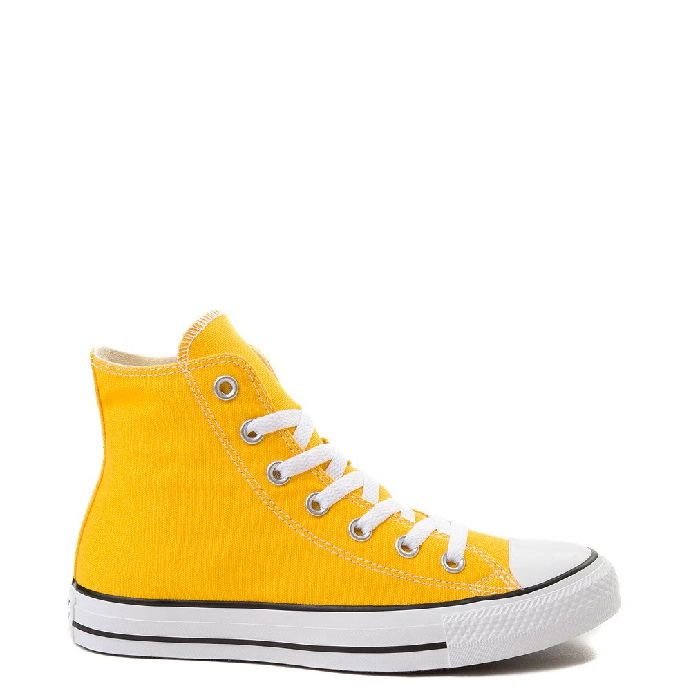 Converse Chuck Taylor All Star Hi Sneaker - Lemon