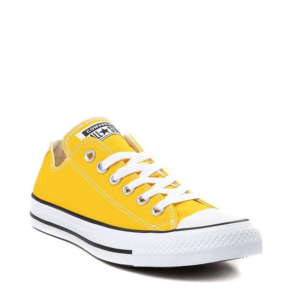 alternate image alternate view Converse Chuck Taylor All Star Lo Sneaker - LemonALT1
