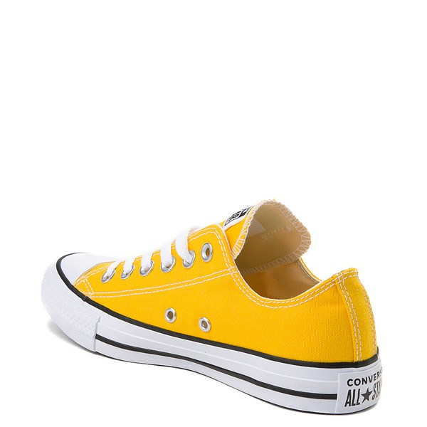 alternate image alternate view Converse Chuck Taylor All Star Lo Sneaker - LemonALT2