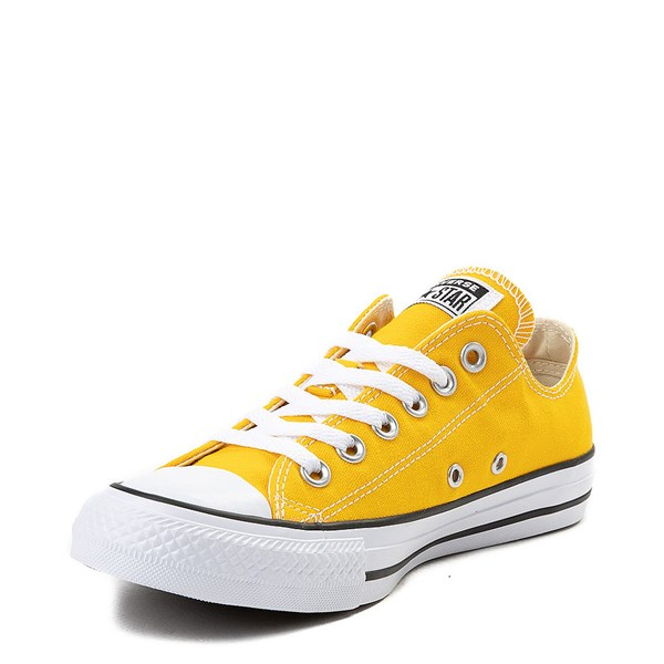 alternate image alternate view Converse Chuck Taylor All Star Lo Sneaker - LemonALT3