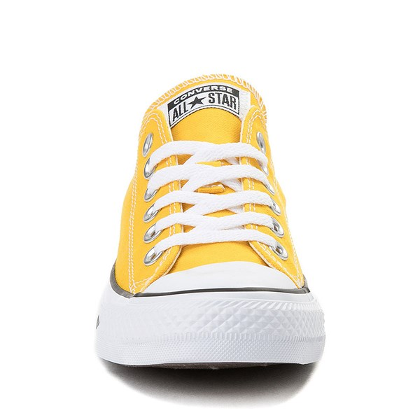 alternate image alternate view Converse Chuck Taylor All Star Lo Sneaker - LemonALT4
