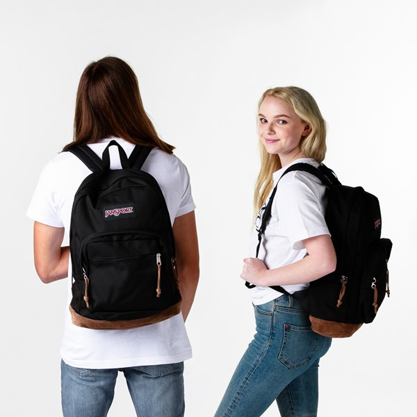 alternate image alternate view JanSport Right Pack Backpack - BlackALT1BADULT