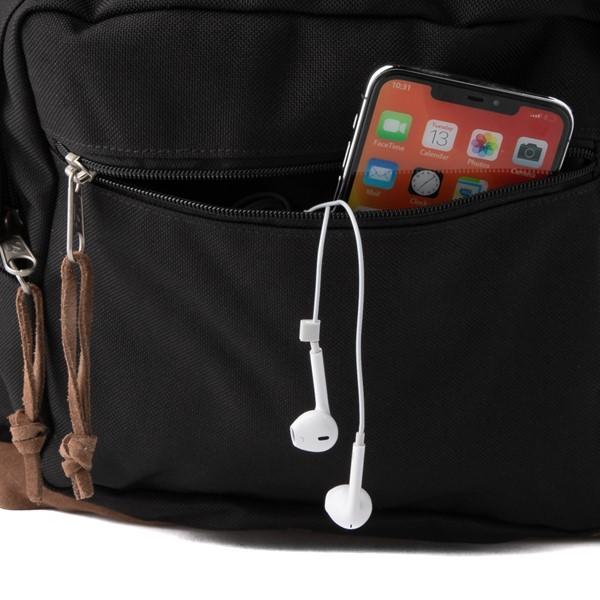 alternate image alternate view JanSport Right Pack Backpack - BlackALT3C