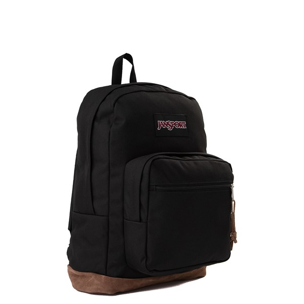 alternate image alternate view JanSport Right Pack Backpack - BlackALT4B