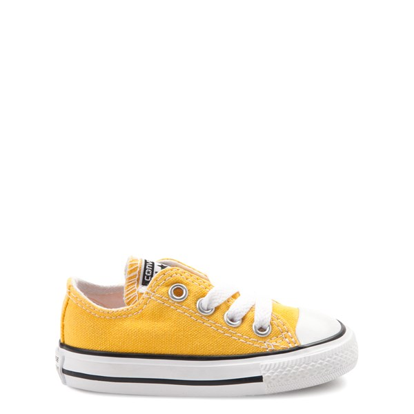 Converse Chuck Taylor All Star Lo Sneaker - Baby / Toddler - Lemon