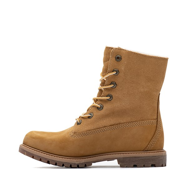 alternate image alternate view Womens Timberland Fleece Roll Down BootALT1
