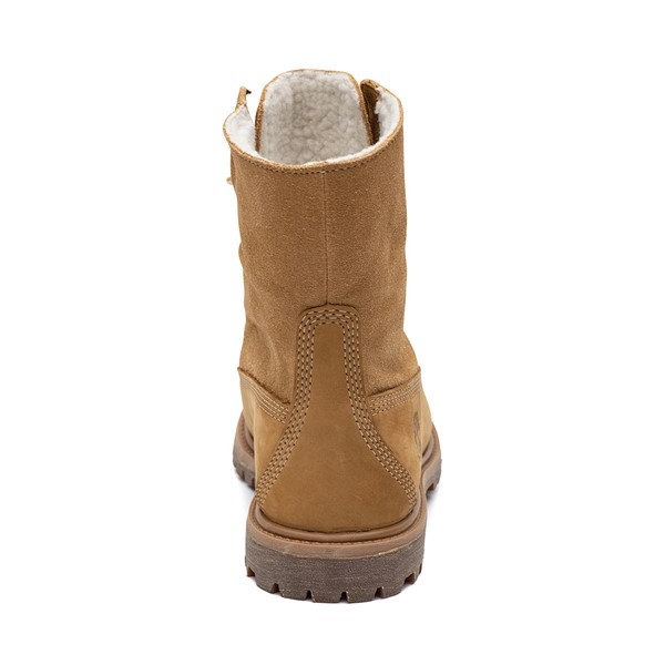 alternate image alternate view Womens Timberland Fleece Roll Down BootALT4