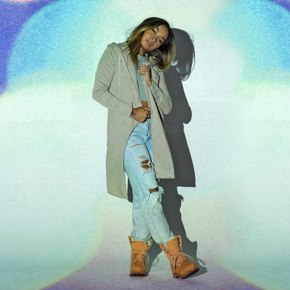 Envío Coro Ridículo  Womens Timberland Fleece Roll Down Boot - Tan | JourneysCanada