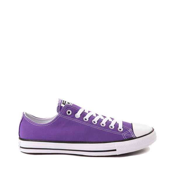 Main view of Converse Chuck Taylor All Star Lo Sneaker - Electric Purple