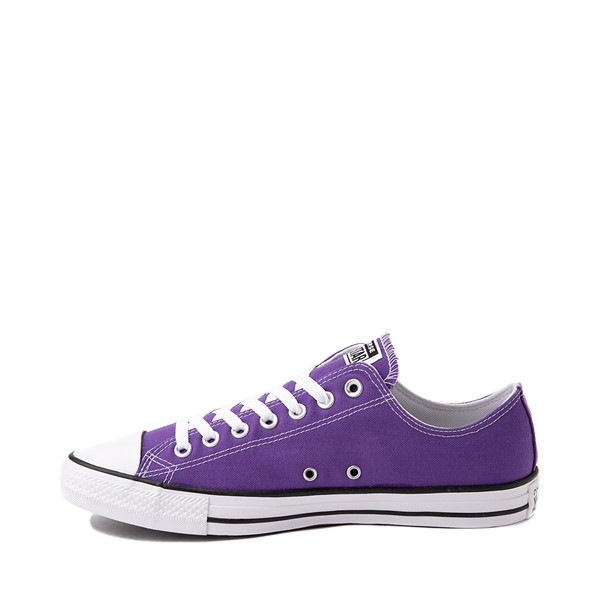 alternate image alternate view Converse Chuck Taylor All Star Lo Sneaker - Electric PurpleALT1