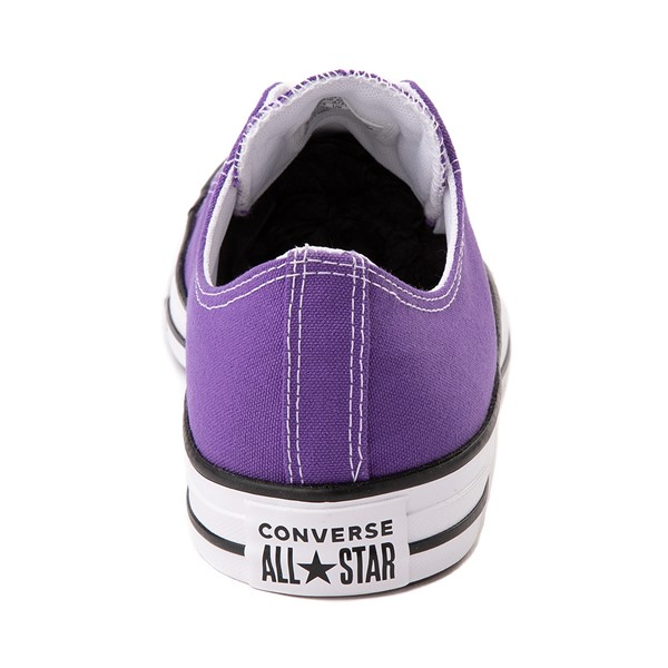 alternate image alternate view Converse Chuck Taylor All Star Lo Sneaker - Electric PurpleALT4