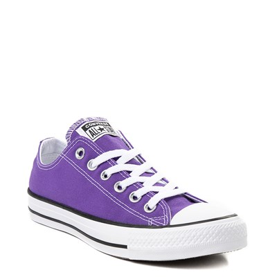 Alternate view of Converse Chuck Taylor All Star Lo Sneaker - Electric Purple