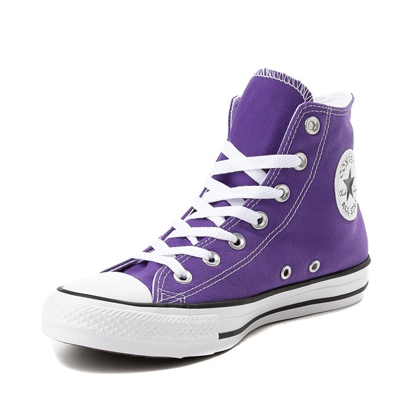 alternate image alternate view Converse Chuck Taylor All Star Hi Sneaker - Electric PurpleALT2