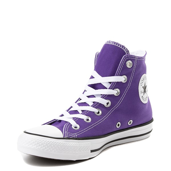 alternate image alternate view Converse Chuck Taylor All Star Hi Sneaker - Electric PurpleALT3-Edit