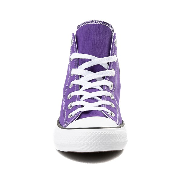 alternate image alternate view Converse Chuck Taylor All Star Hi Sneaker - Electric PurpleALT4