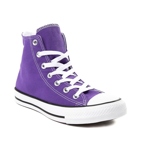 alternate image alternate view Converse Chuck Taylor All Star Hi Sneaker - Electric PurpleALT5