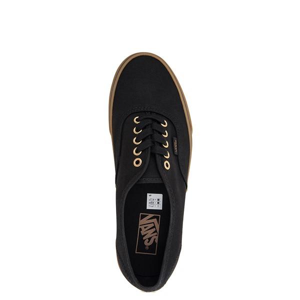 alternate image alternate view Vans Authentic Skate Shoe - Black / GumALT4B