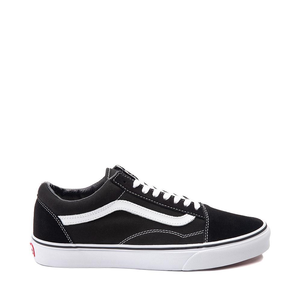 Vans Old Skool Skate Shoe - Black / White
