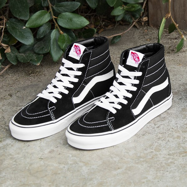 alternate image alternate view Vans Sk8 Hi Skate ShoeALT6