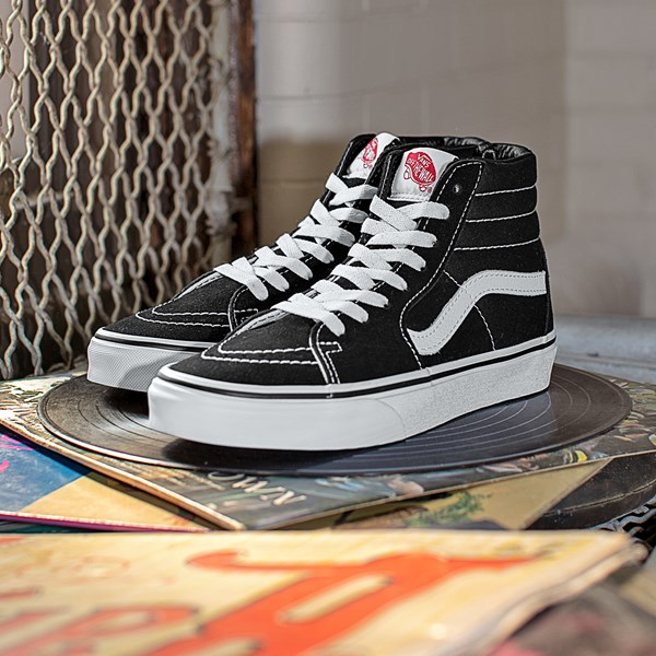 alternate image alternate view Vans Sk8 Hi Skate ShoeC-HERO1
