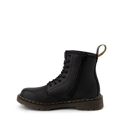 Alternate view of Dr. Martens 1460 8-Eye Boot - Little Kid / Big Kid - Black