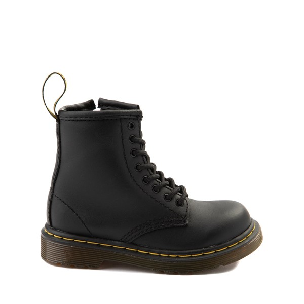 Main view of Dr. Martens 1460 8-Eye Boot - Toddler - Black