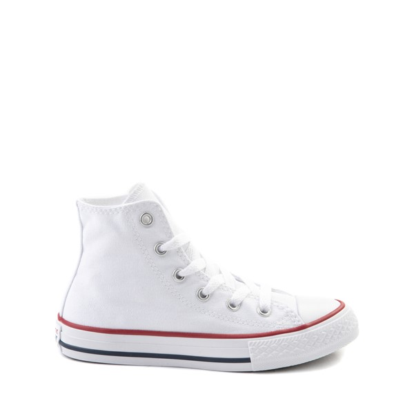 Main view of Converse Chuck Taylor All Star Hi Sneaker - Little Kid - Optic White