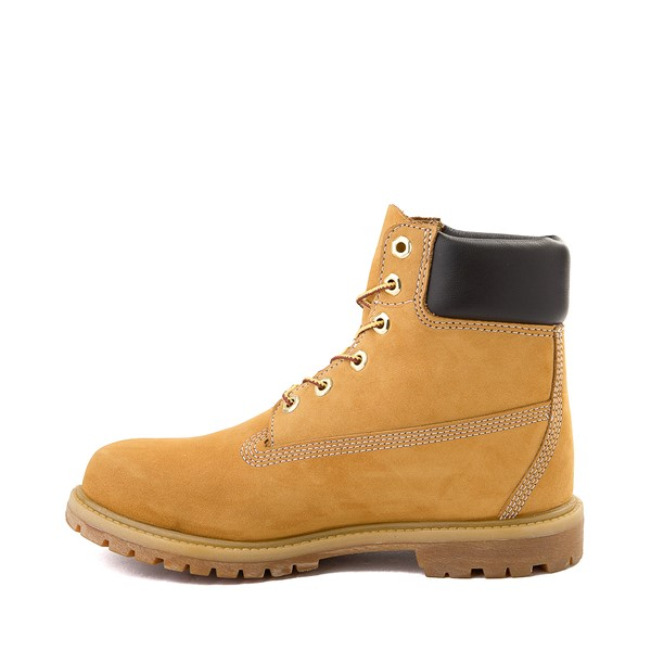 "alternate image alternate view Womens Timberland 6"" Premium Boot - WheatALT1"