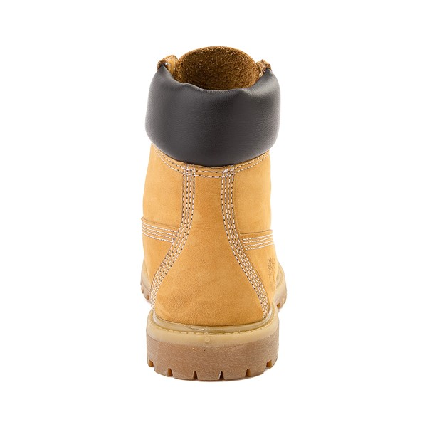 "alternate image alternate view Womens Timberland 6"" Premium Boot - WheatALT4"