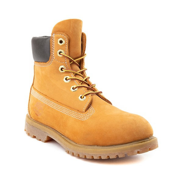 "alternate image alternate view Womens Timberland 6"" Premium Boot - WheatALT5"
